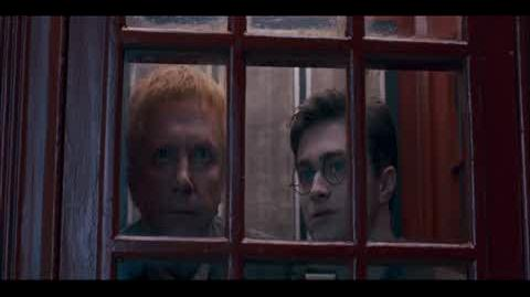 Harry Potter and the Order of the Phoenix - Going to the hearing