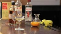 How to make the Prohibition cocktail