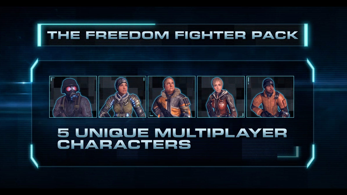 Lost Planet 3 Freedom Fighter Pre-Order Trailer