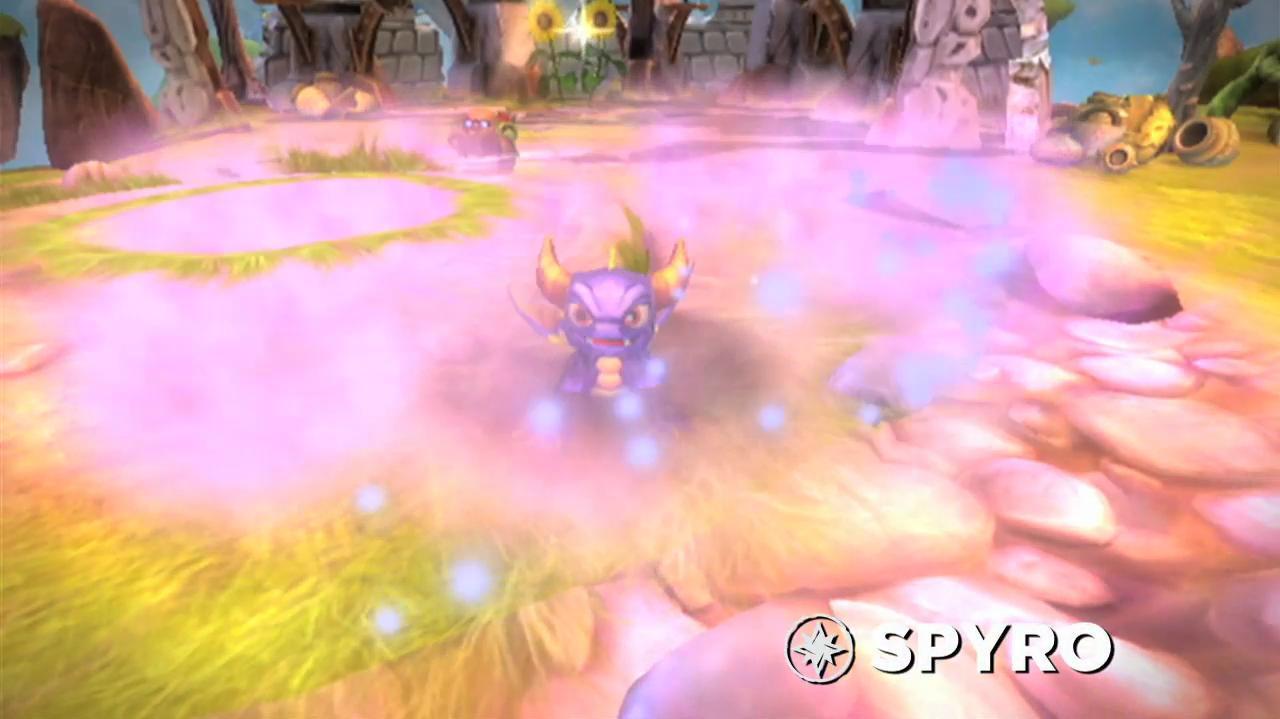 Skylanders Spyro's Adventure - Spyro Trailer (All Fired Up)