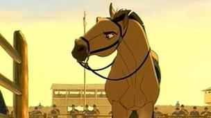 Spirit Stallion of the Cimarron (2002) - Trailer