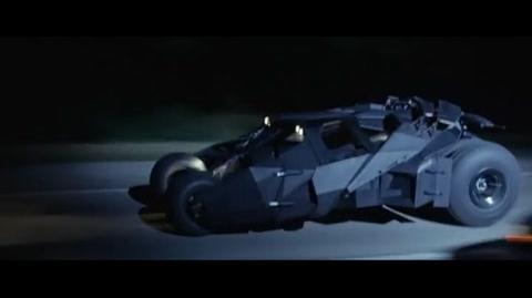 Batman Begins - To the bat cave