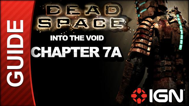 Dead Space - Into the Void - Chapter 7A