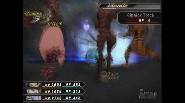 .hack G.U. Vol. 2 Reminisce PlayStation 2 Gameplay - Demon Awakening 1