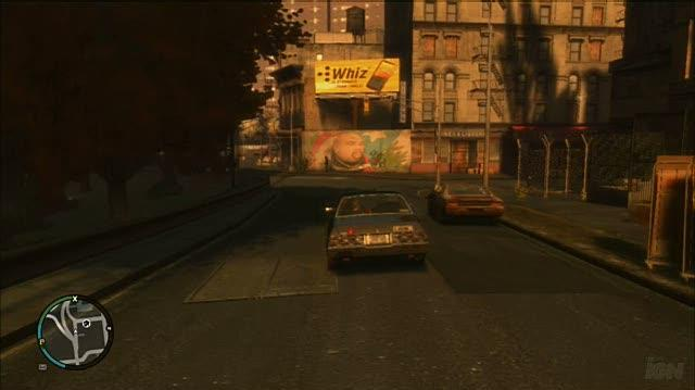Grand Theft Auto IV Xbox 360 Gameplay - Free Cab Ride (PS3)