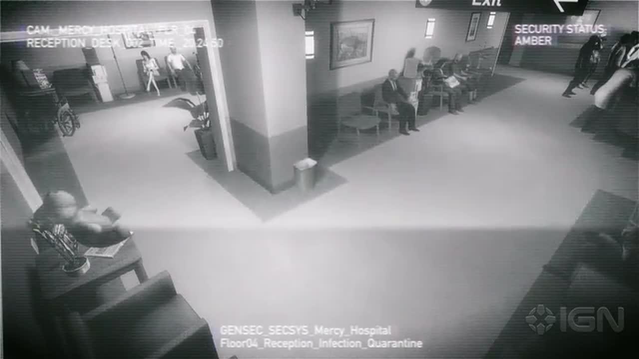 Payday The Heist Mercy Hospital Teaser Trailer