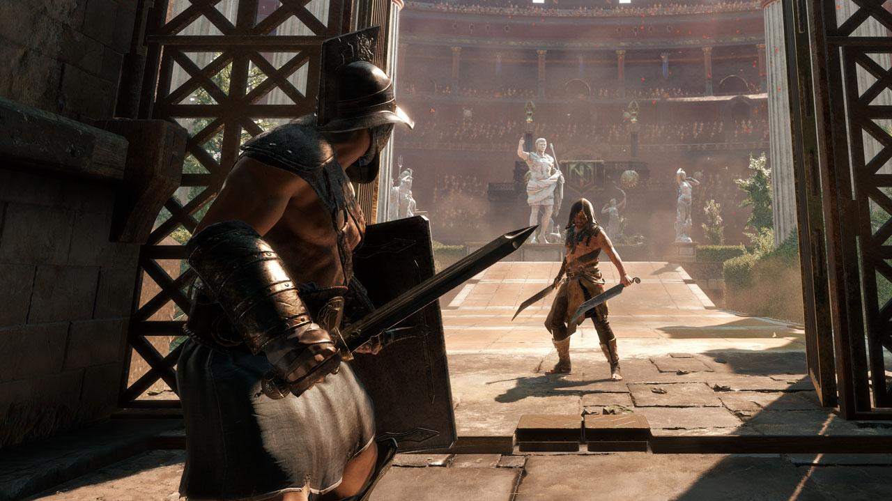 Ryse Son of Rome's Cooperative Executions