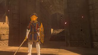 Zelda Breath of the Wild - Royal Guard Outfit Locations (EX Royal Guard Rumors)