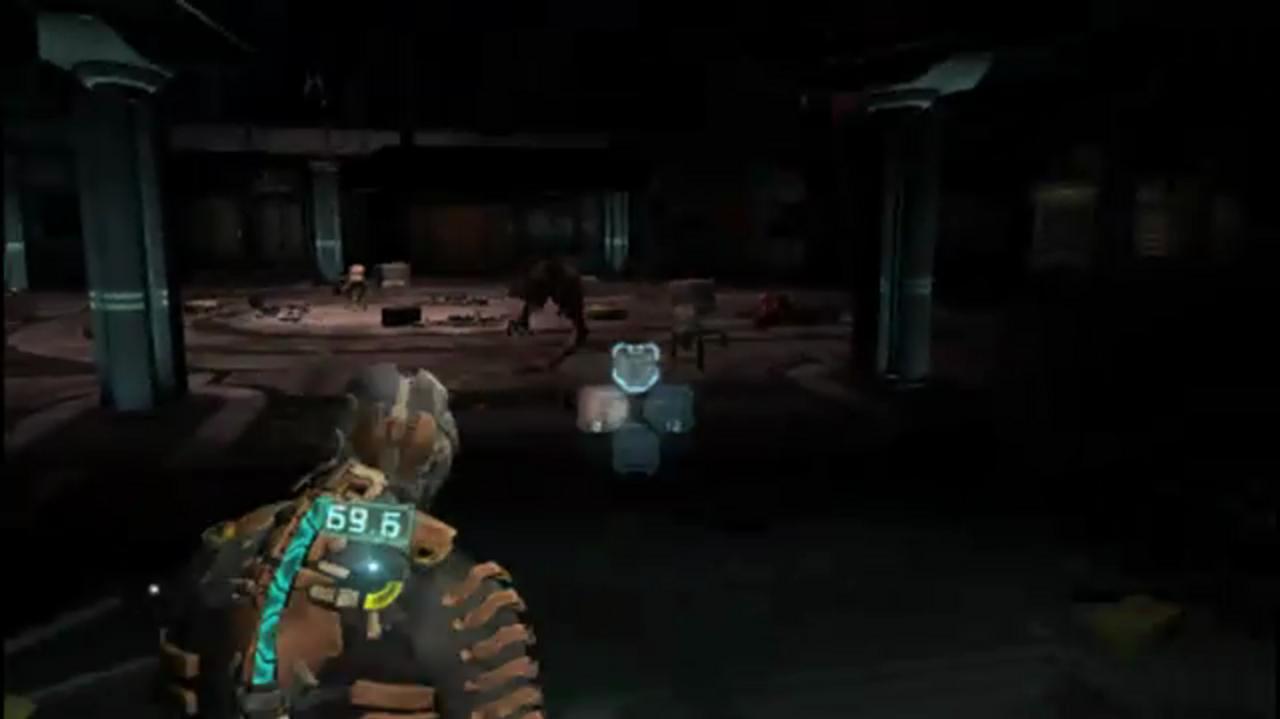 Dead Space 2 - Hardcore Walkthrough - Part 6 of 11 - by Farizle