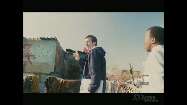District 9 Movie Interview - Video Interviews