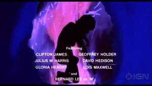 Live And Let Die Opening Credits