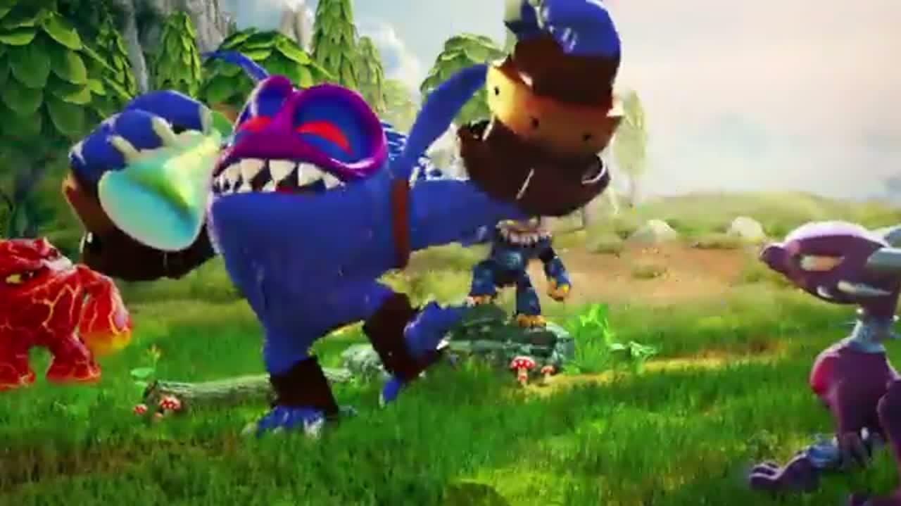 Skylanders Giants - Trailer - E3 2012