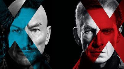 X-Men Days of Future Past Rewind Theater