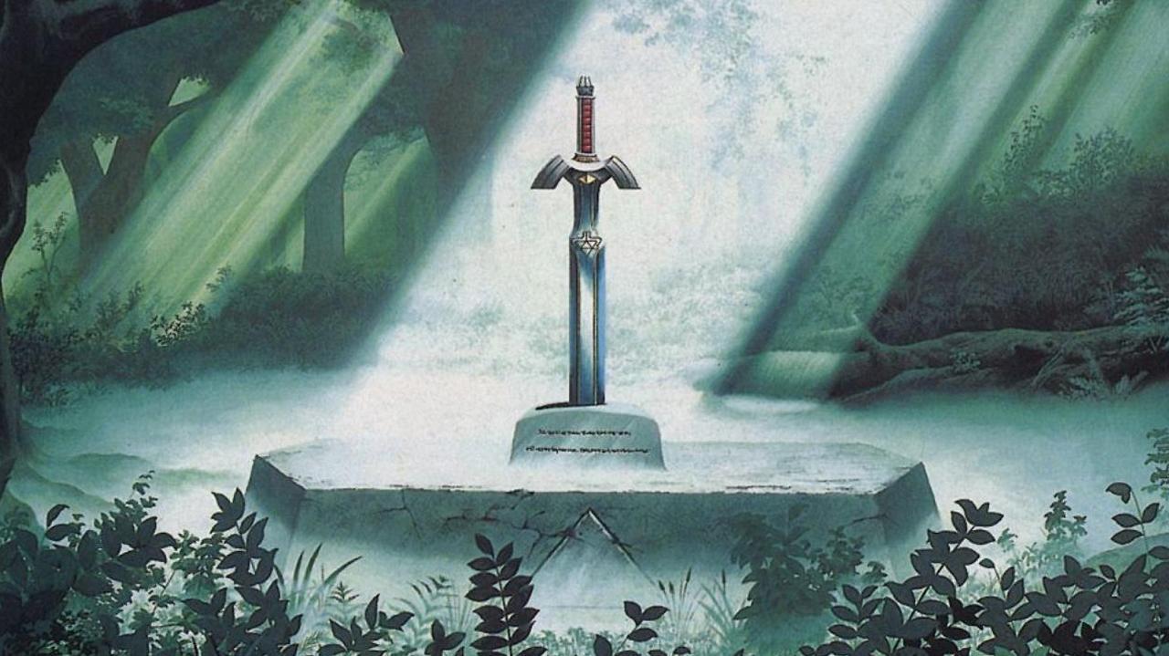 1 The Master Sword (Legend of Zelda) - IGN's Top 100 Video Game Weapons