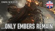 Dark Souls III - Only embers remain (E3 announcement trailer)