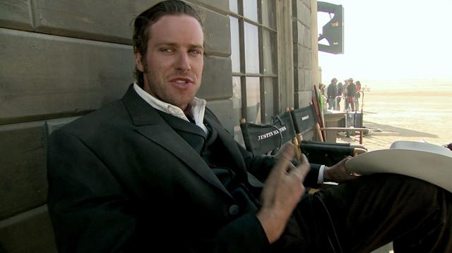 """Lone Ranger Behind-the-Scenes """"In the Elements"""" Featurette"""
