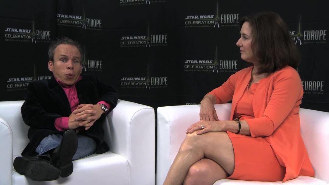 Star Wars Celebration Europe Kathleen Kennedy Interview