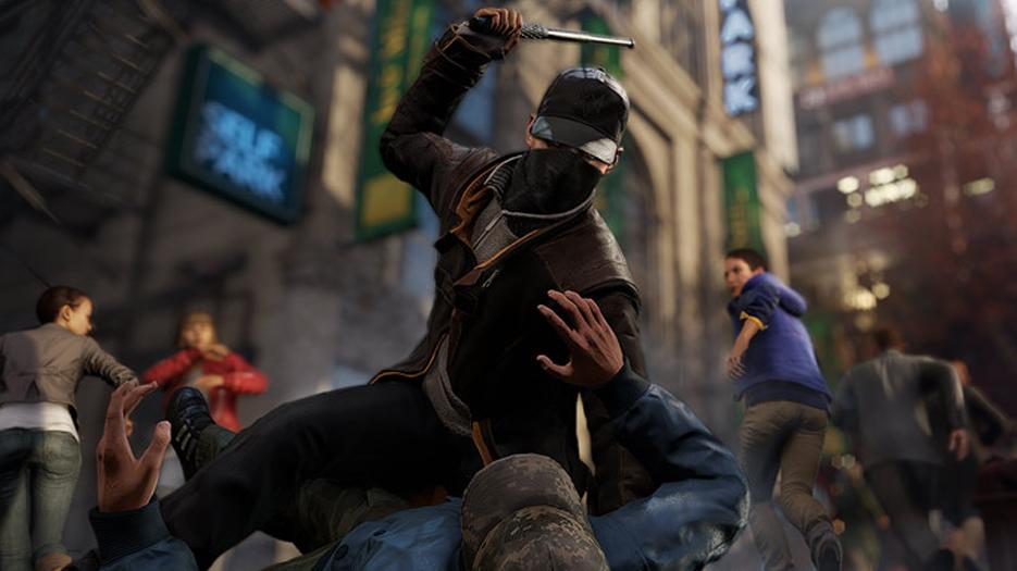 Watch Dogs Will You Be A Murderer Or A Hero? - PAX East 2013