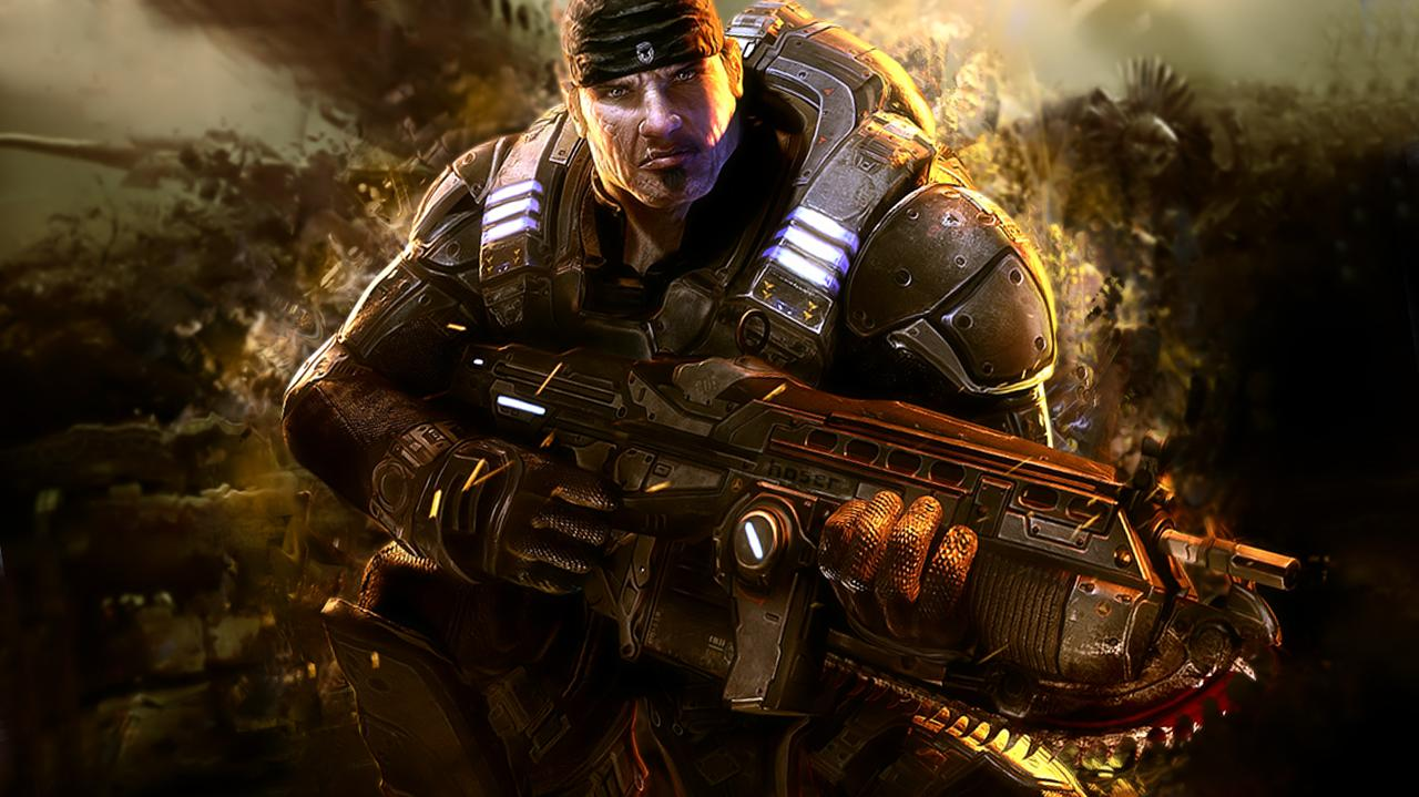 10 Lancer (Gears of War) - IGN's Top 100 Video Game Weapons