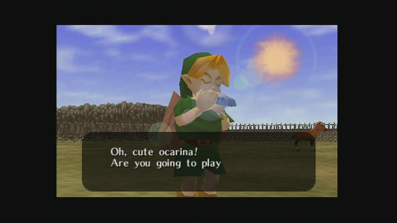 Epona's Song - Zelda Ocarina of Time - Lon Lon Ranch - Part 117