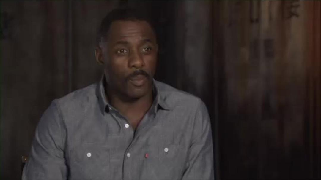 Pacific Rim - Idris Elba Interview