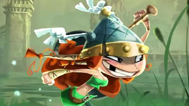 Rayman Legends Barbara Trailer