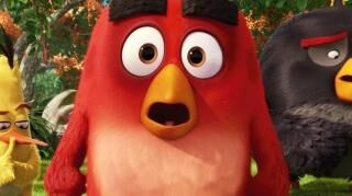 The Angry Birds Movie Mighty Eagle Noises