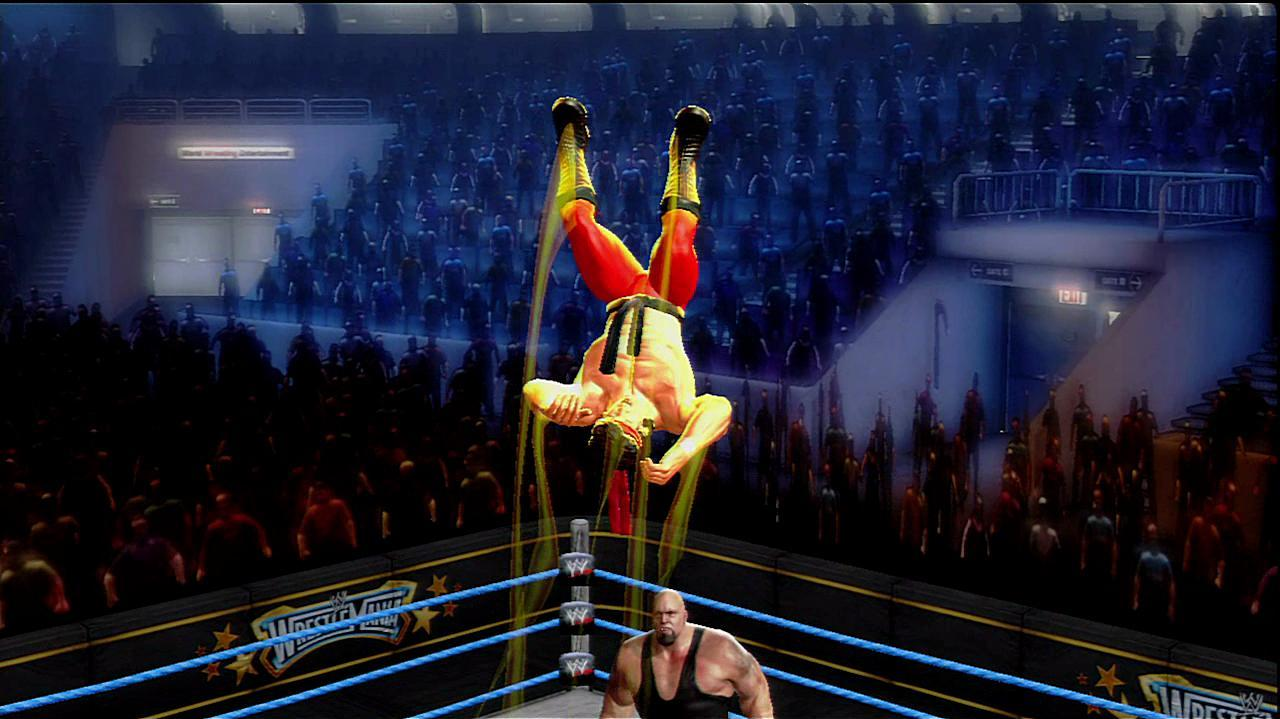 WWE All Stars Ricky Steamboat's Finisher