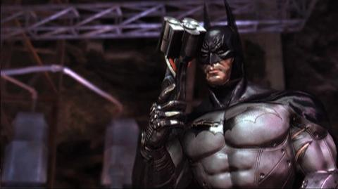 Batman Arkham Asylum (VG) (2008) - Gadgets Trailer