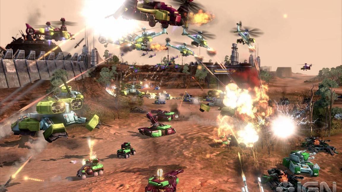 Gamescom End of Nations - Trailer