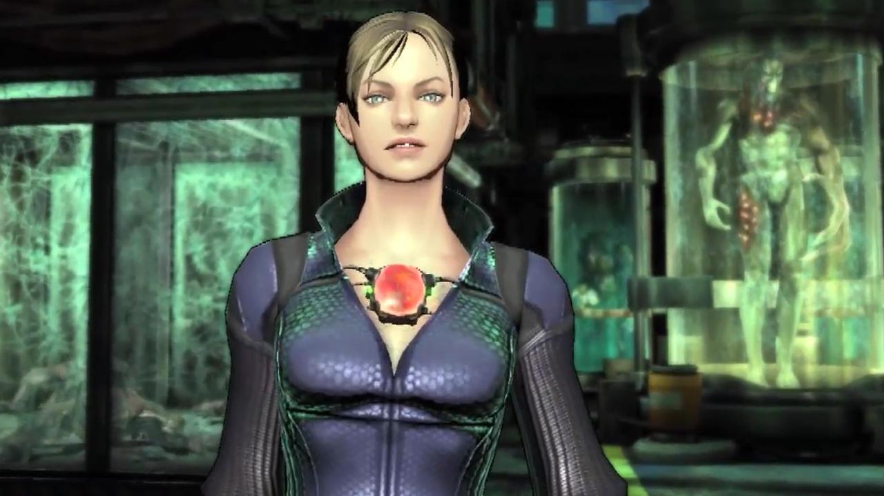 Marvel vs. Capcom 3 Jill Valentine Reveal