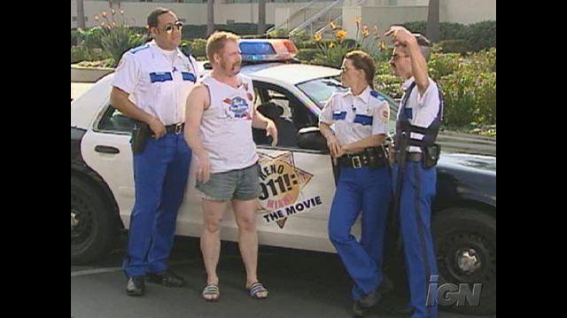 Reno 911! Miami Movie Interview - Deputy Jones, Deputy Kimball & Deputy Junior