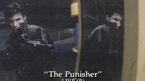 The Punisher (1989) - Open-ended Extra (Clip) (e11238)