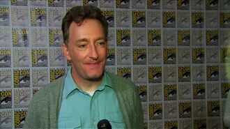 The Sponge Bob Movie Sponge Out of The Water - SDCC 2014 Tom Kenny Interview