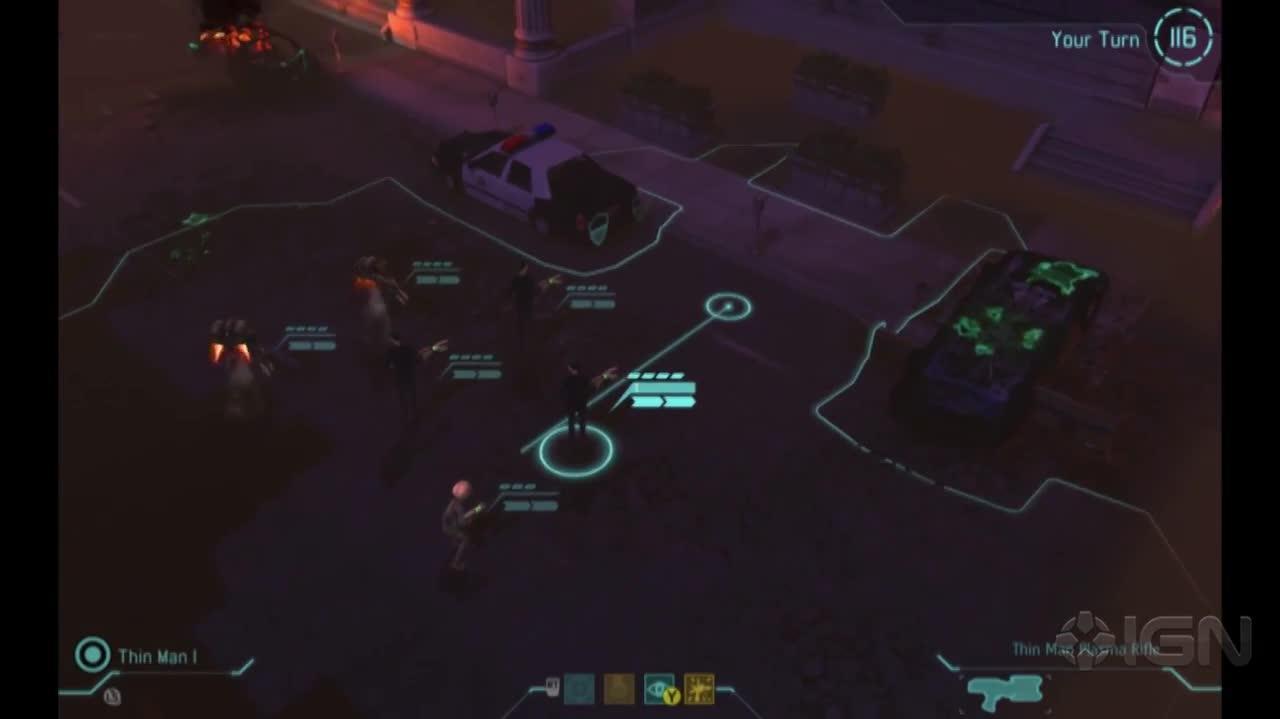XCOM Single Player Developer Tips