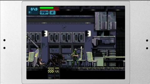 Aliens Infestation (VG) (2011) - Gameplay trailer