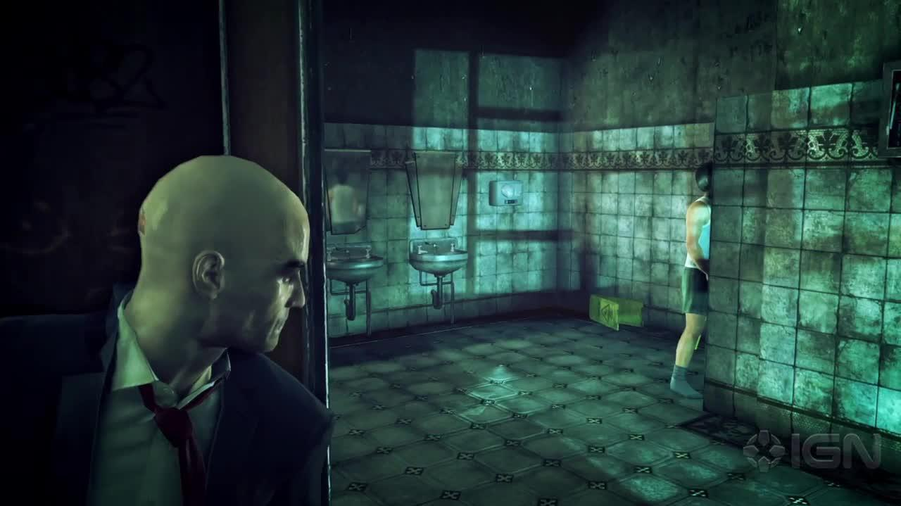 Hitman Absolution Introducing a Living Breathing World Trailer