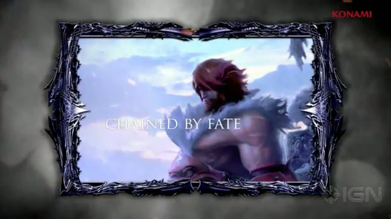 Nintendo 3DS - Castlevania Lords of Shadow Mirror of Fate Trailer - E3 2012