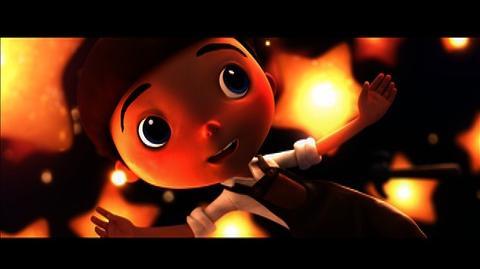Pixar Short Films Collection Volume 2 (2012) - Clip Star Burst