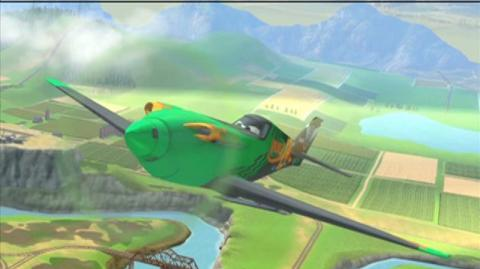 Planes (VG) (2013) - Video Game Trailer 1