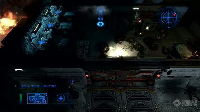 Alien Breed Evolution Xbox Live Gameplay - Killing Spree