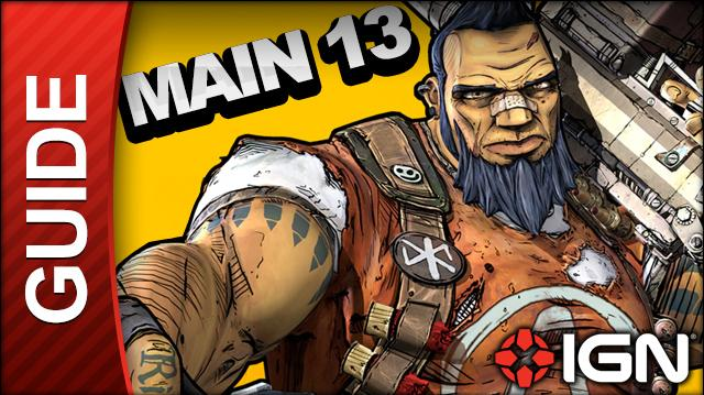 Borderlands 2 Walkthrough - The Once and Future Slab - Main Missions (Part 13)
