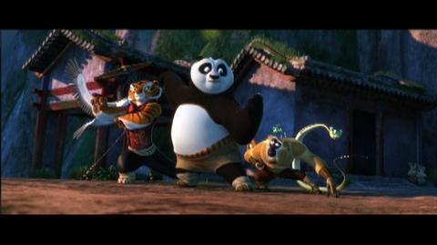 Kung Fu Panda 2 (2011) - TV Spot Outtakes