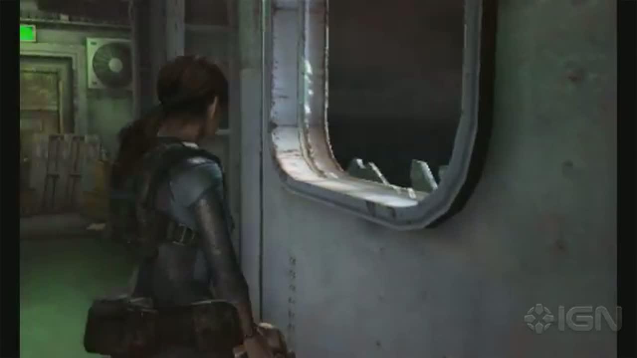 Resident Evil Revelations - Stunning Graphics