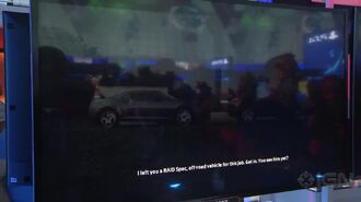 The Crew - Raid Gameplay - E3 2014