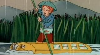The Magic School Bus Gets Swamped