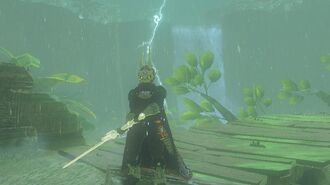 Zelda Breath of the Wild - Phantom Ganon Armor Locations (EX Treasure Dark Armor)
