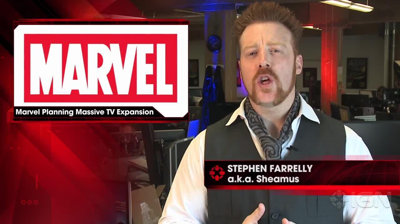 Marvel Planning Massive TV Expansion