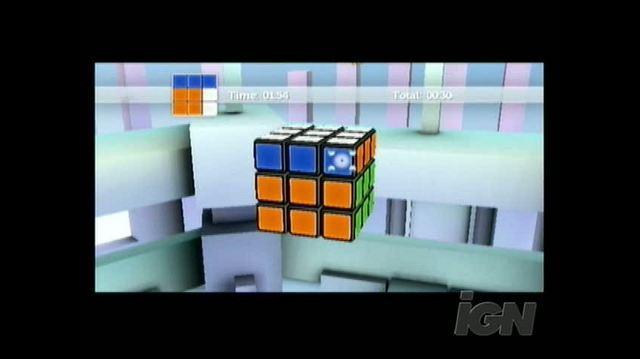 Rubik's World Nintendo Wii Trailer - Classic Twist
