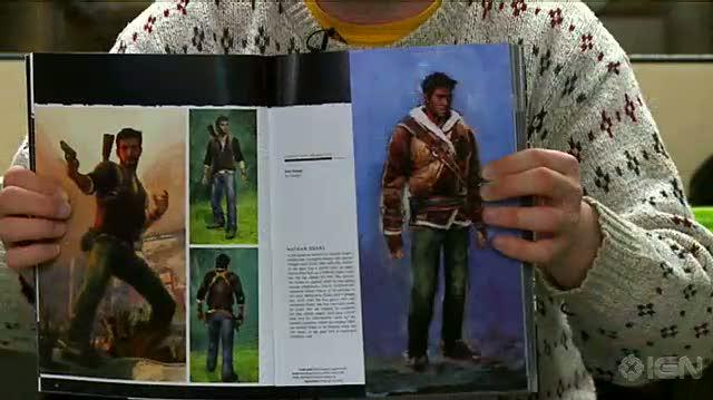 Uncharted 2 Among Thieves PlayStation 3 Video - IGN Storytime The Art of Uncharted 2